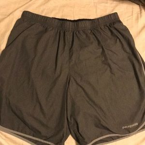 Men's Patagonia gray short